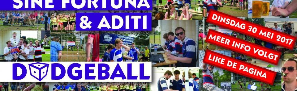 Sine Fortuna & Aditi Dodgeball